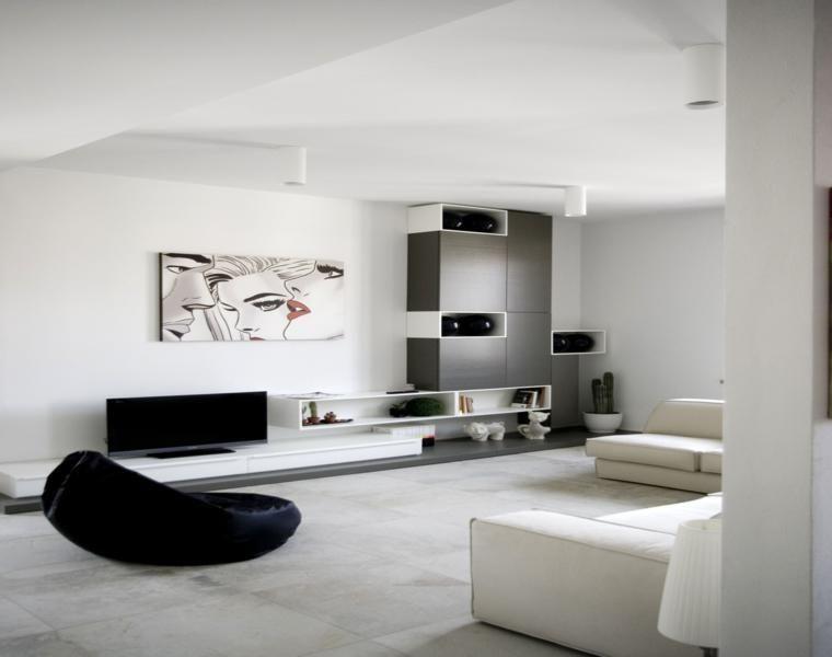#Interior Design Haus 2018 Minimalistische Innenräume   Genießen Sie Einen  Klaren Raum #Ideas #
