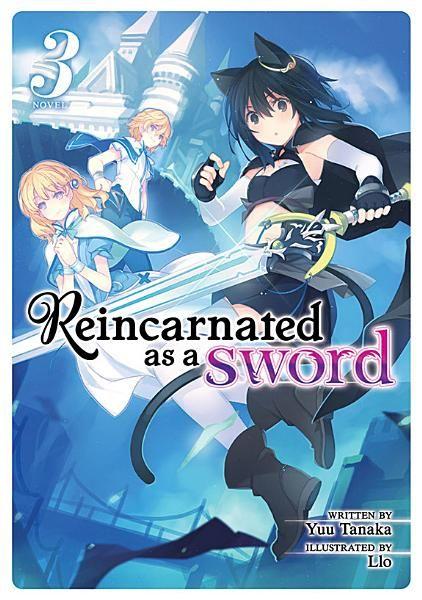 Yuu Tanaka Reincarnated As A Sword Light Novel Vol 3 Ebook
