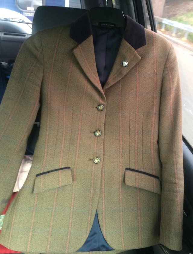 Preloved | mears pytchley tweed jacket for sale in Southport, Merseyside