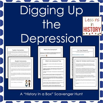 causes of the great depression research paper