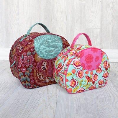 Olive Vanity Bag - Swoon Sewing Patterns