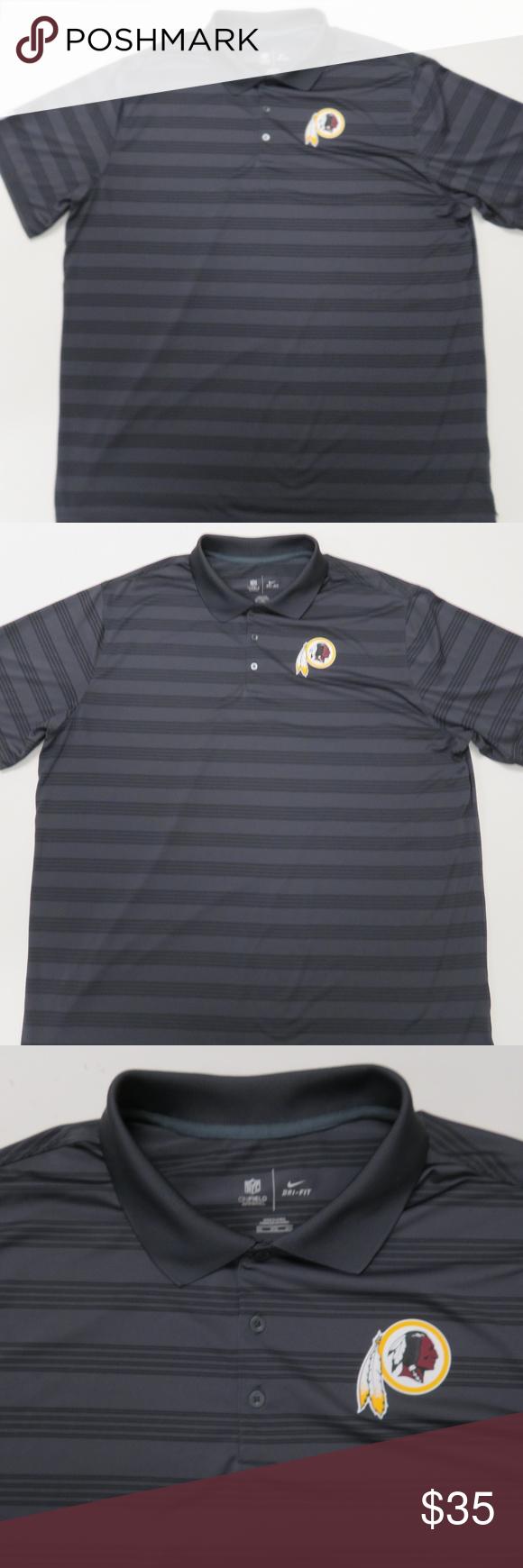 detailed look c128c 0fbbc Nike Washington Redskins Polo Shirt Mens 3XL Gray Torrid women s size 2 gray  marled pullover hoodie