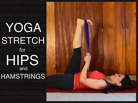 gentle yoga at the wall  stretches for lower back