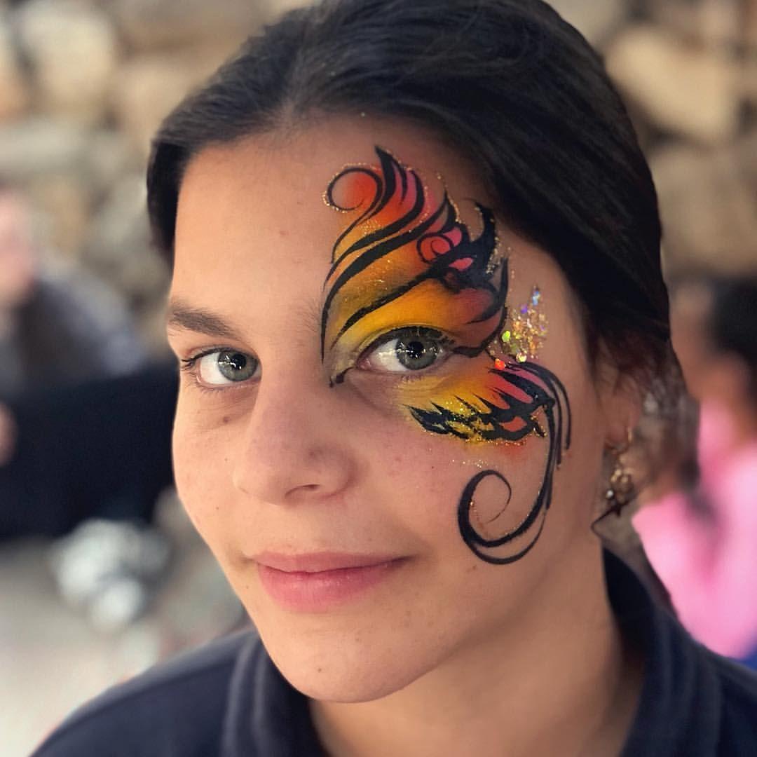Henna By Leyla Shemesh: CrAzy FUn Bat Mitzva Party. Facepainting And Henna
