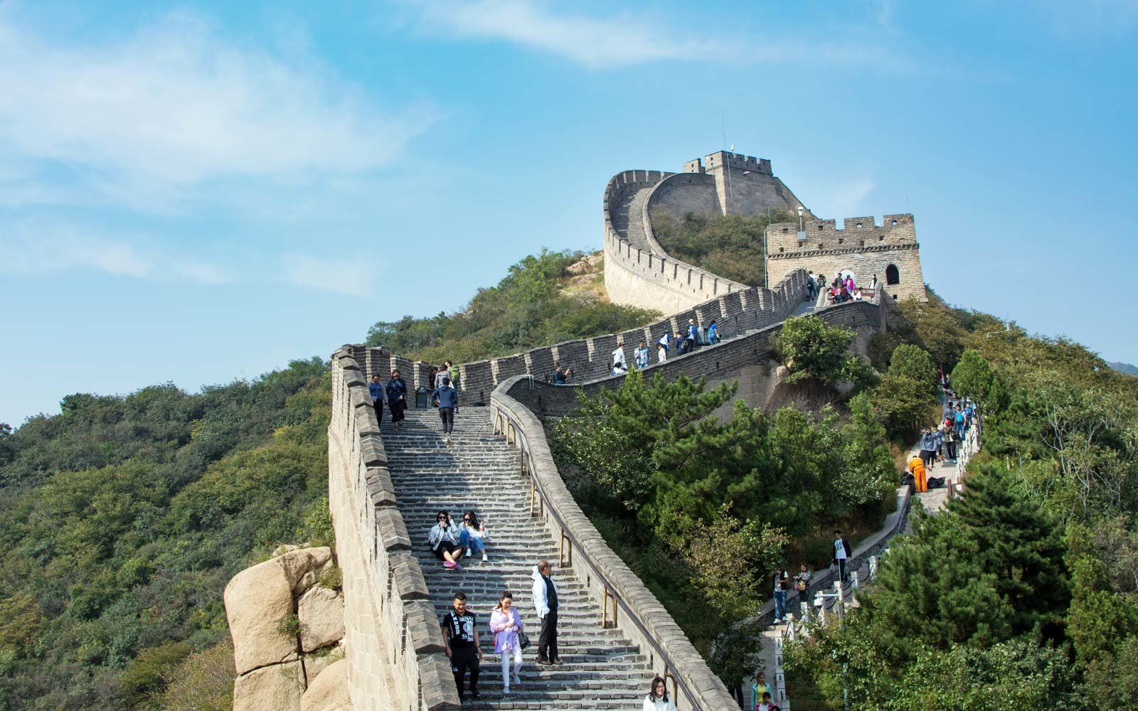 17 Secrets of the Great Wall of China | Pinterest | China, Travel ...