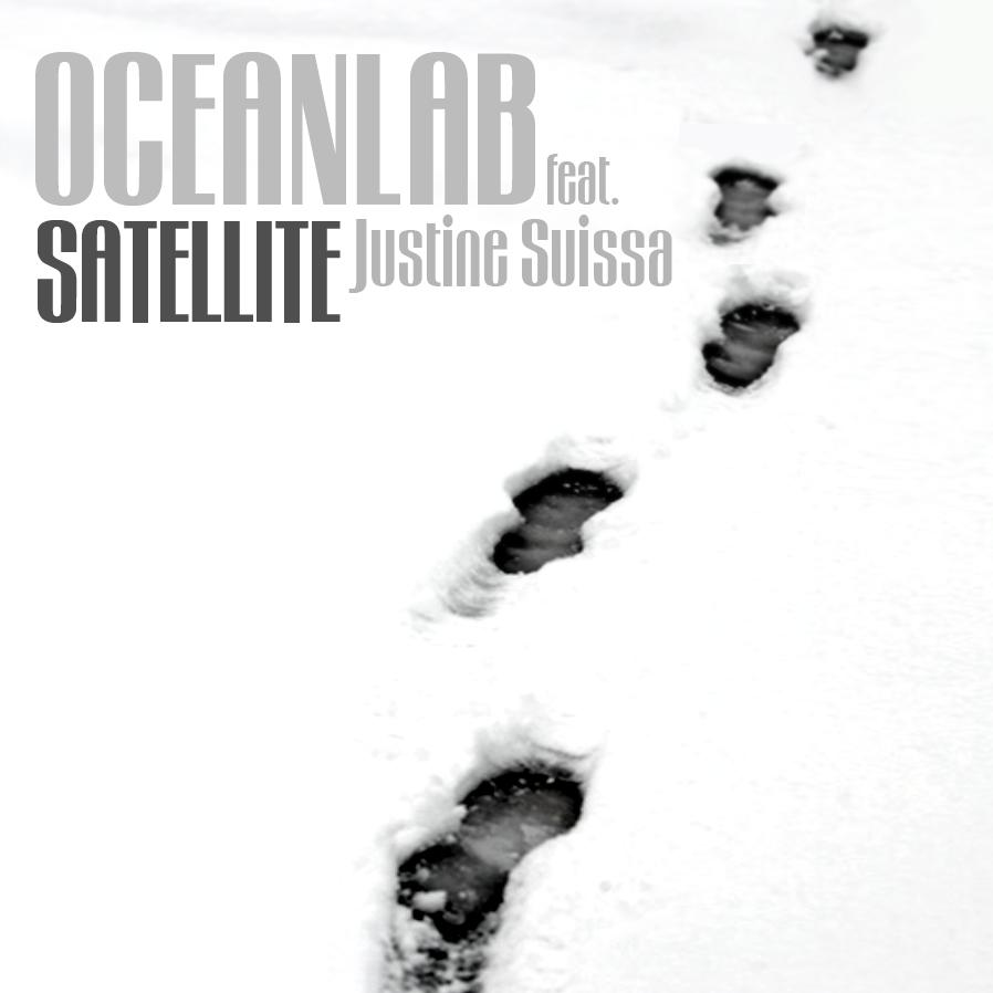 Oceanlab – Satellite (single cover art)