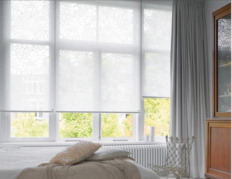 Rolô - tecido translucido | Curtains | Pinterest | Tende