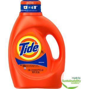 Tide Original Liquid Laundry Detergent 100 Fl Oz Funny Funny Pictures Pictures