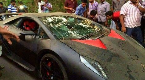 Lamborghini Gallardo Made To Look Like Sesto Elemento In India