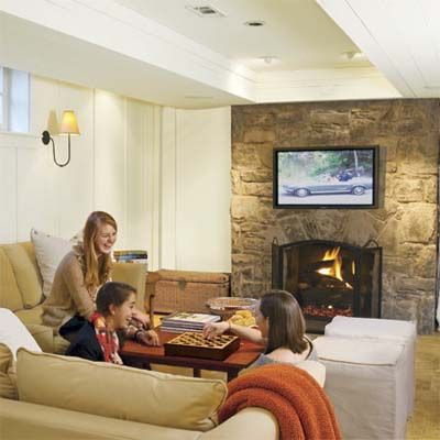 This old house basement ideas