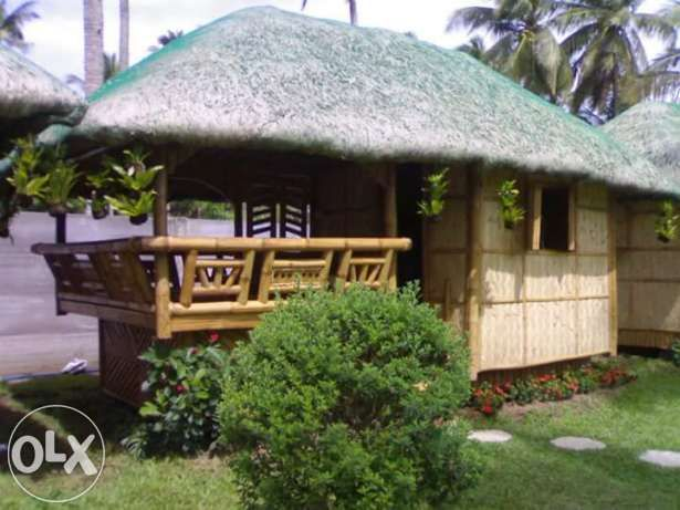 Nipa Hut Bahay Kubo Home And Garden Improvement Pinterest Cabana