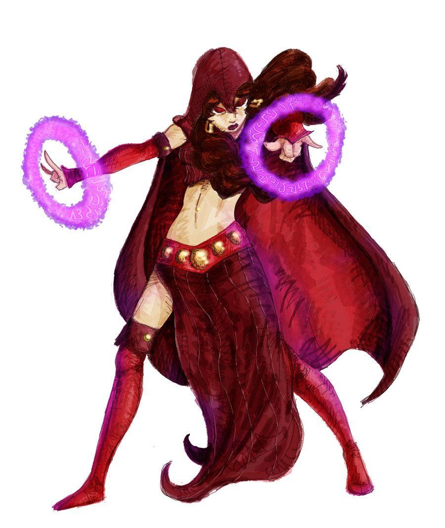 Scarlet Witch by Giando1611990 on deviantART | WNO | Pinterest ...