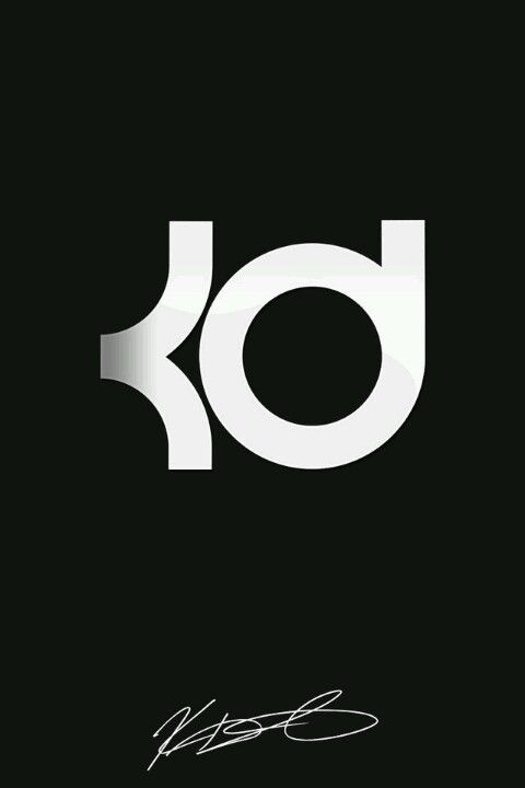 a70a1d449 KD logo!!! | Kevin Durant | Nba wallpapers, Kevin durant wallpapers ...