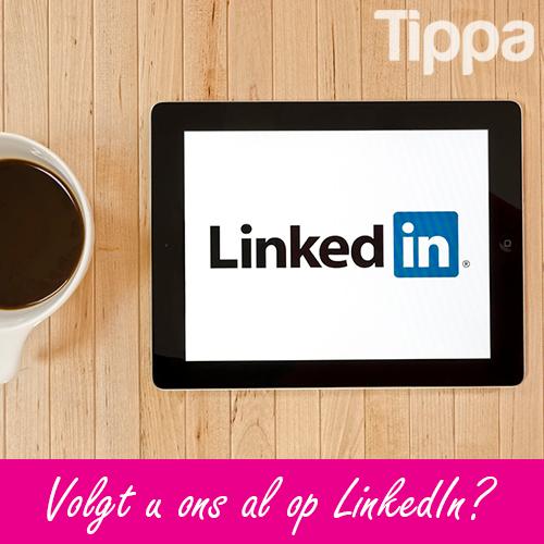 Volgt u ons al op LinkedIn? Voeg ons toe op uw zakelijk netwerk: http://ow.ly/zgdIZ