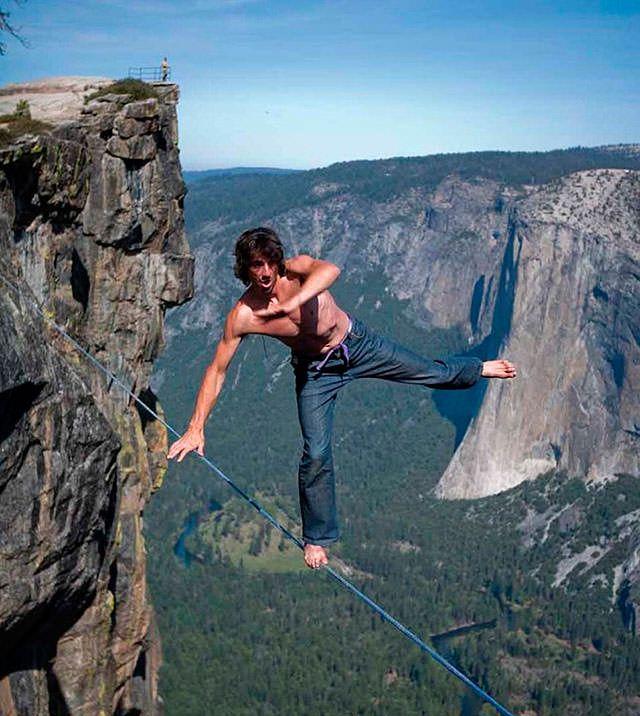 Dean Potter, Yosemite Ulusal Parkı