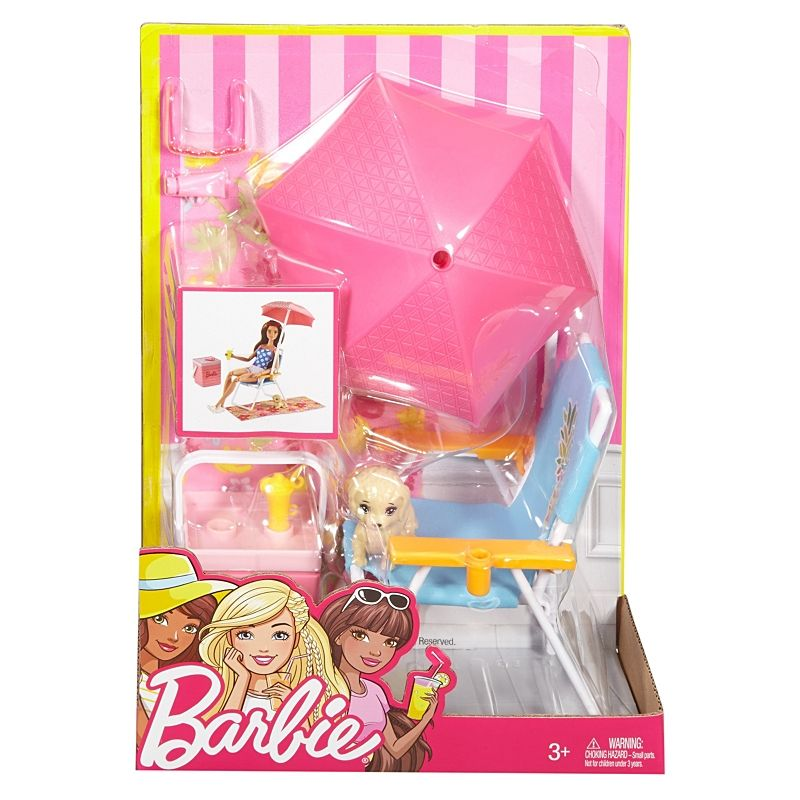 Barbie® Picnic Playset #barbiefurniture