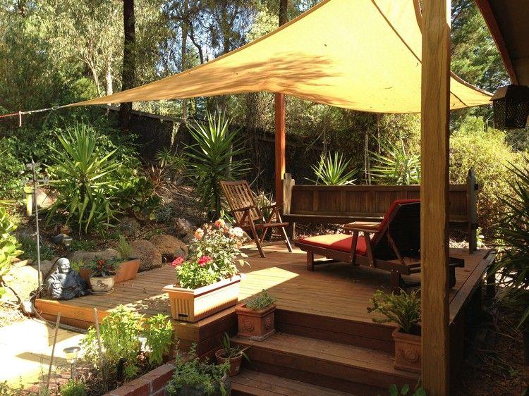 Terrassen » Terrasse Aus Holz U2013 So Gestalten Sie Einen Gemütlichen  Außenbereich! #einen #