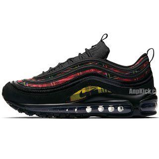 AnpKick Brand Street Footwear: Nike Air Max 97 SE 'Tartan