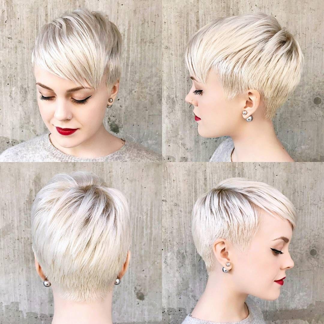 Unique Cute Short Pixie Haircuts