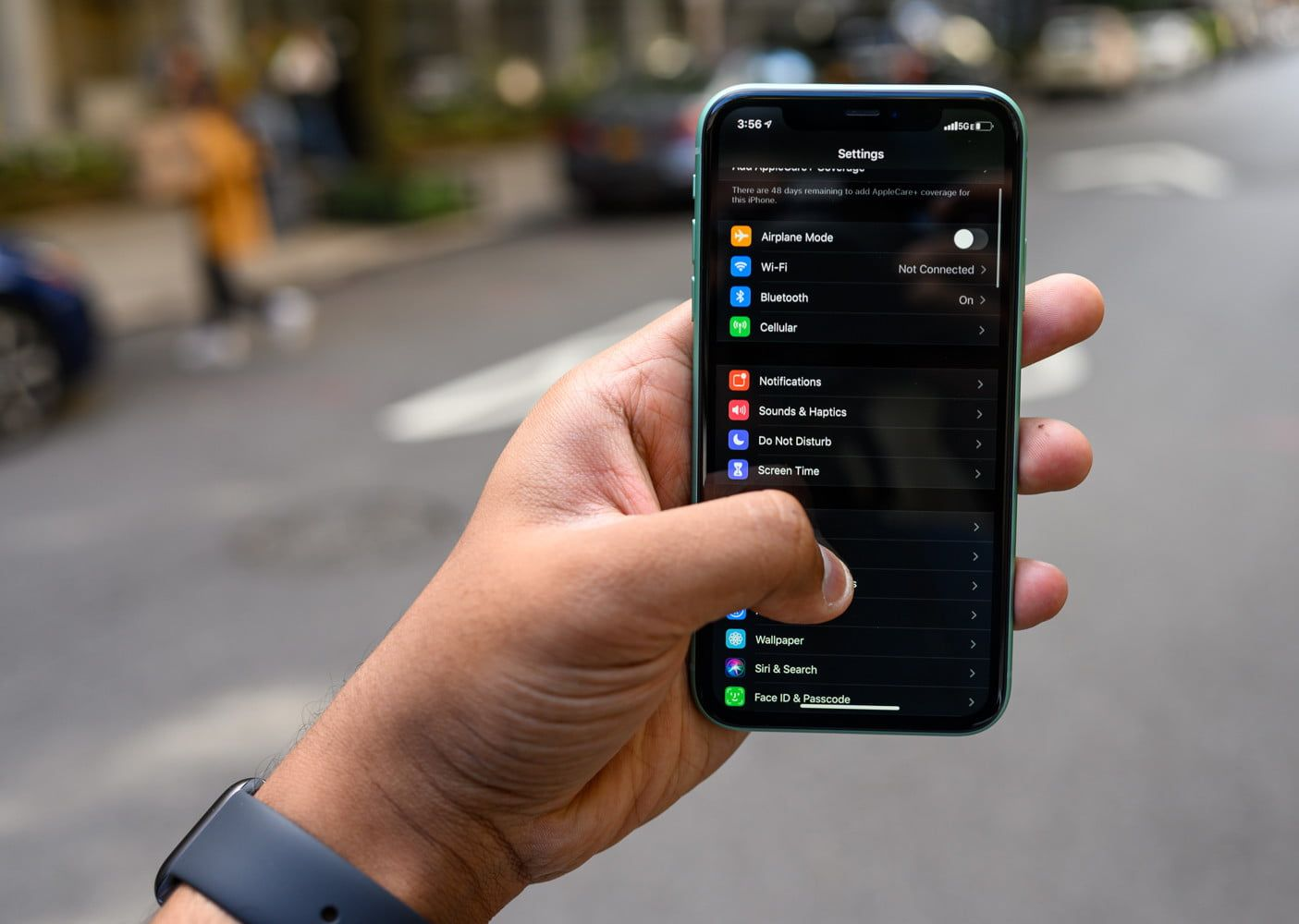 Apple iphone 11 and iphone 11 pro 11 key settings to