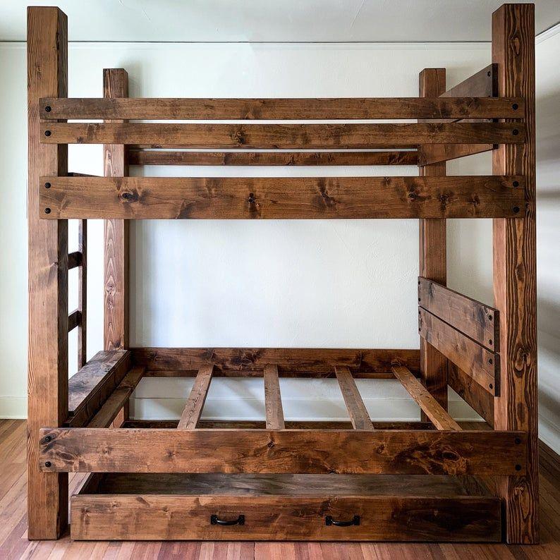 The Big Sky Bunk Beds Loft Bed Bunk Bed Frame Full Bed King