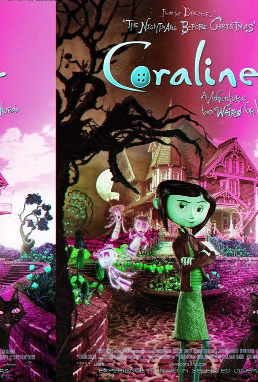 Other Movies By Tim Burton Films D Halloween Coraline Bon Film