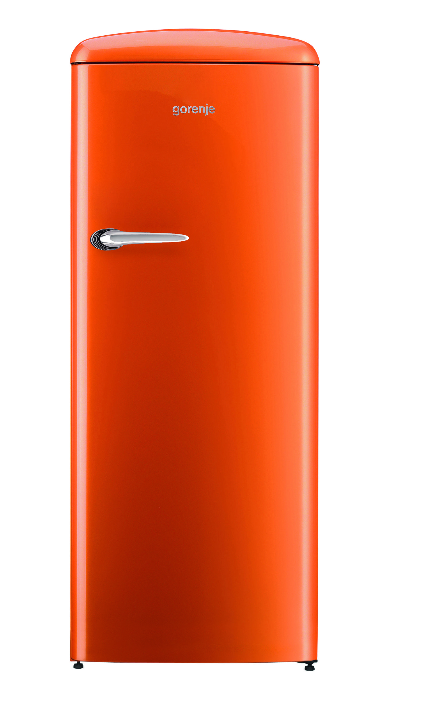 Retro Kühlschrank Orange Gorenje Retro Orb153o Refrigerator Juicy Orange Cut Out