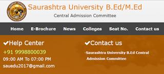 previous question papers pdf saurashtra university b ed rank list