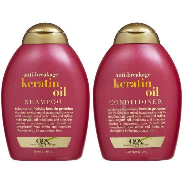 Ogx Anti Breakage Keratin Oil Shampoo Conditioner 13 Ounces 28