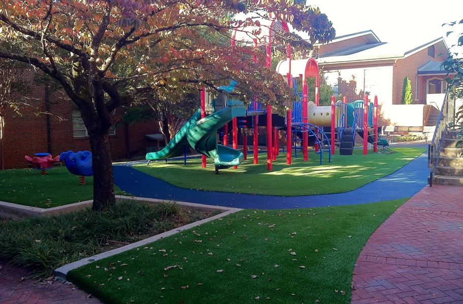 Playsafe Premium Turf Rolls Playground Flooring Playground Turf Playground Surface