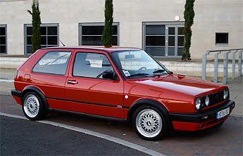Martin S Mk2 Golf Gti G60 Synchro 4x4 Volkswagen Golf Mk2 Golf
