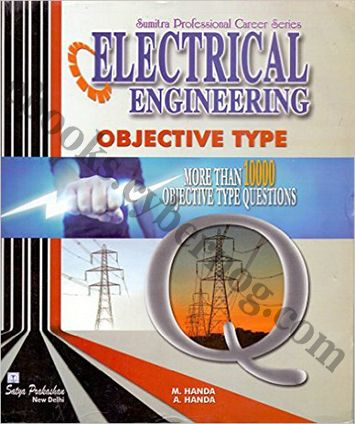 Handa Electrical Objective Book Free Download Pdf Has Been A Comprehensive Collection Of Multiple Choice Questions