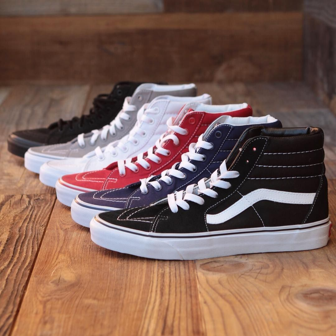 """6ee3a7f4da4e81 Shop classic colors and new styles by clicking the link in our bio.  Tillys   Vans"""""""