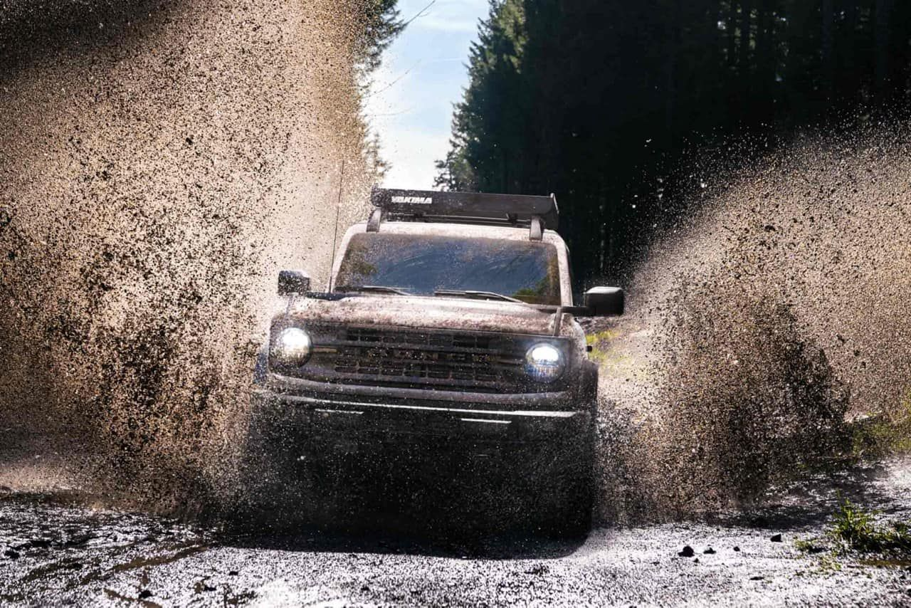 The Ford Bronco Badlands Offers A Little More Capability Than The