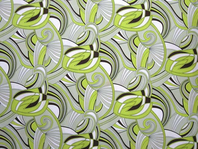 Sample of Art Deco wall paper