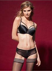 5c29625ddecb Sujetador push-up con arosmujer | sexy lingerie | Lenceria, Lencería ...