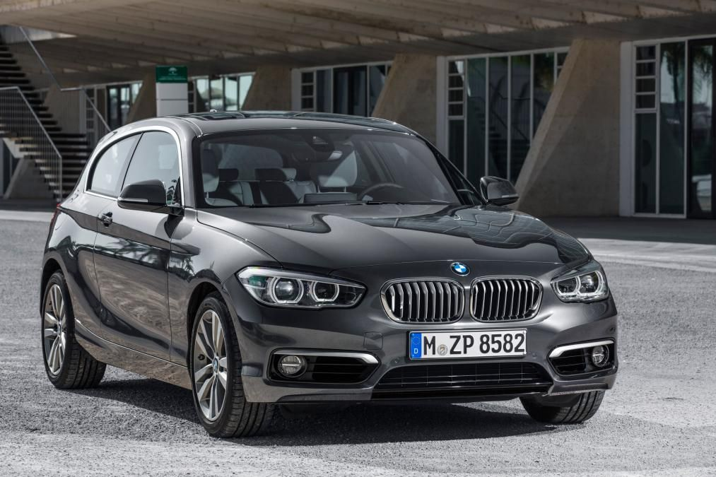 New Bmw 1 Series 2015 Static Bmw Bmw 1 Series New Bmw