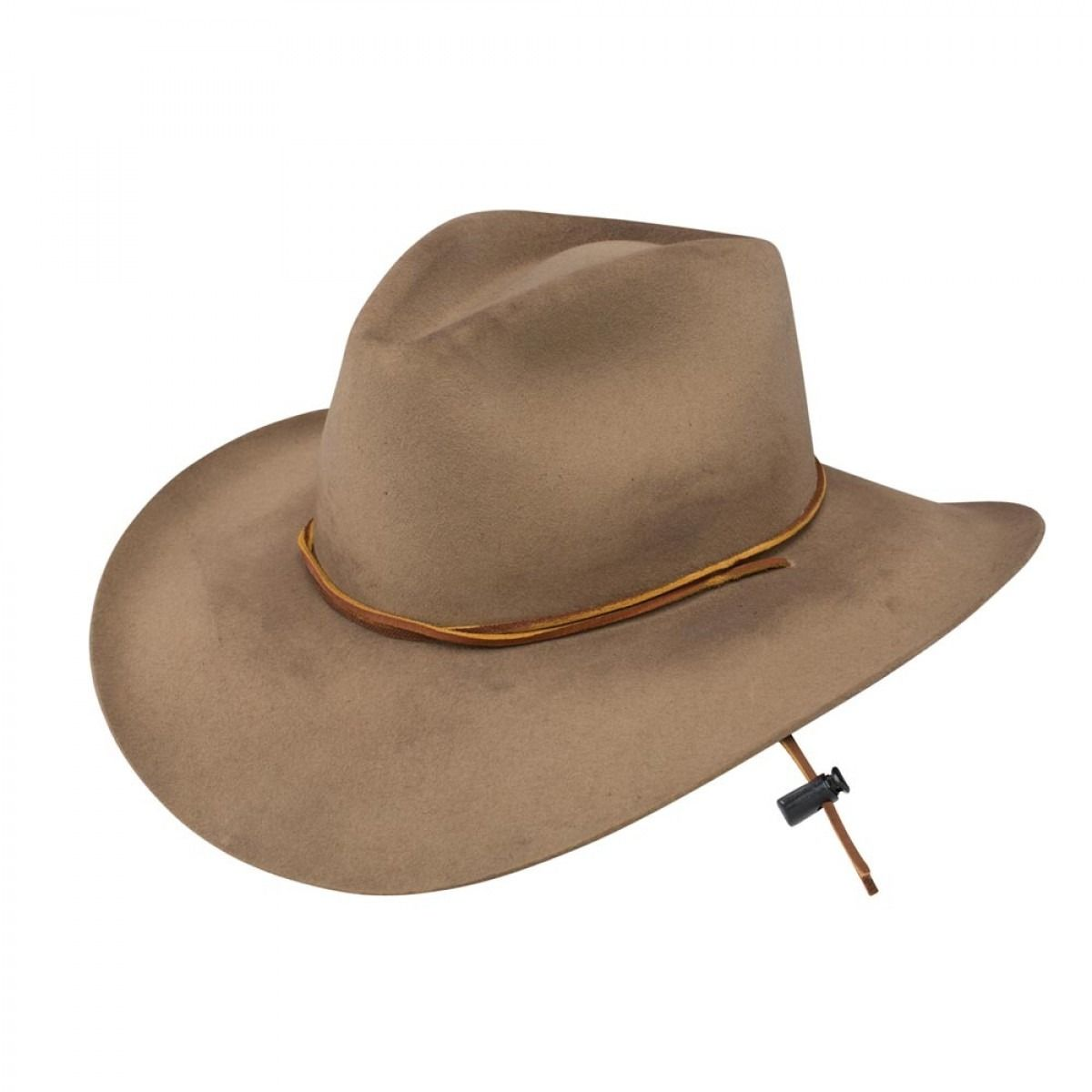 Stetson Kelly Distressed Soft Wool Outback Hat Cowboy Hats Outback Hat Stetson Cowboy Hats