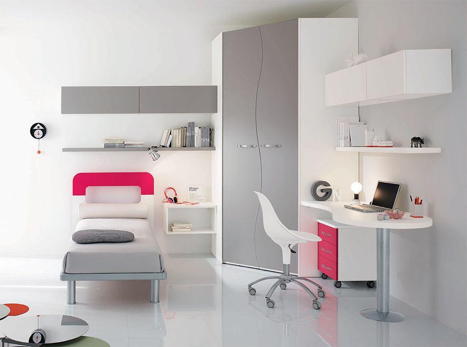 Camerette A Ponte Spar.Spar Kids Bedroom Set Web 05 Made In Italy Bed