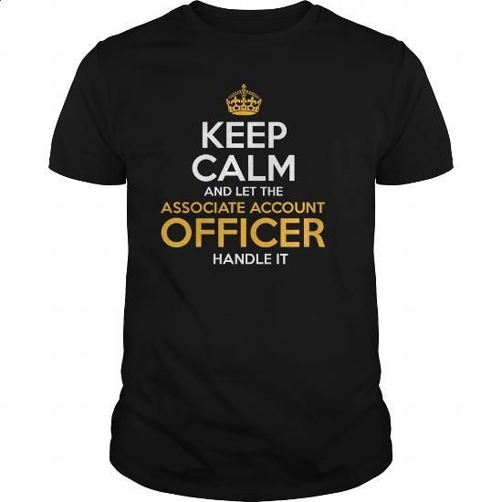 Awesome Tee For Associate Account Officer - tshirt design #tshirt designs #designer hoodies