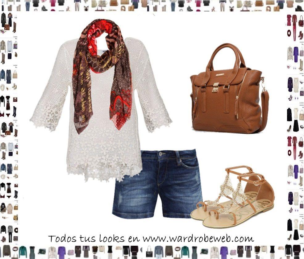 Buenos días!! Para hoy optamos por algo cómodo y natural, menos es más chic@s! no te pierdas el post, http://wardrobeweb.com/wardrobe-basic-team/ Feliz martes!!  #moda #fashion #outfit