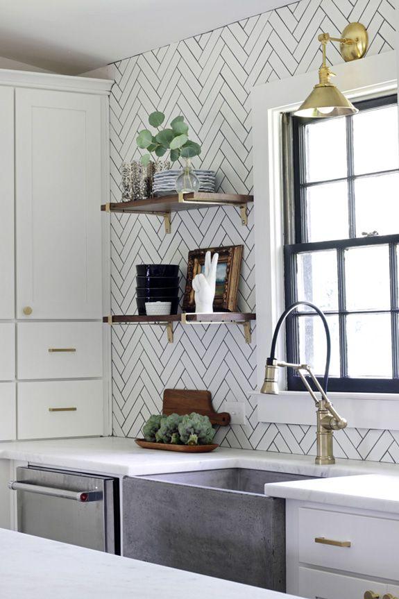 We love: visgraat | Interiores