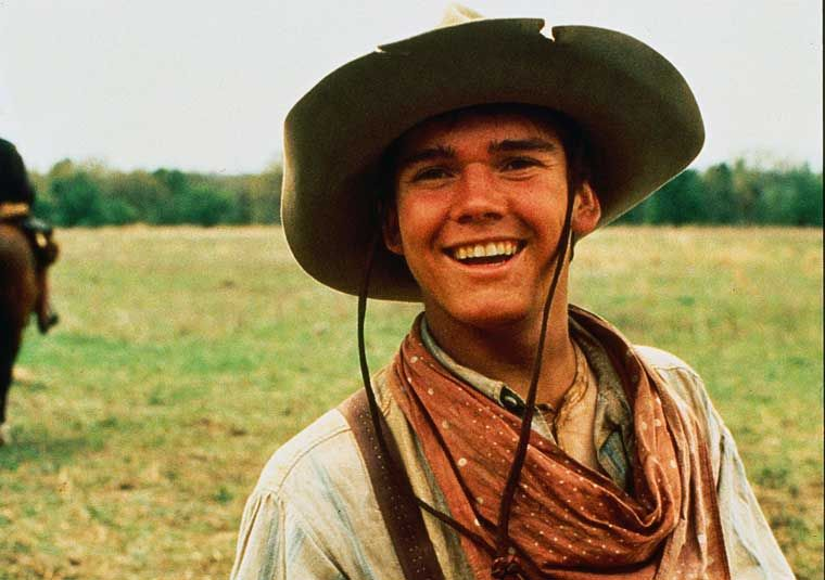 Image result for rick schroder in lonesome dove