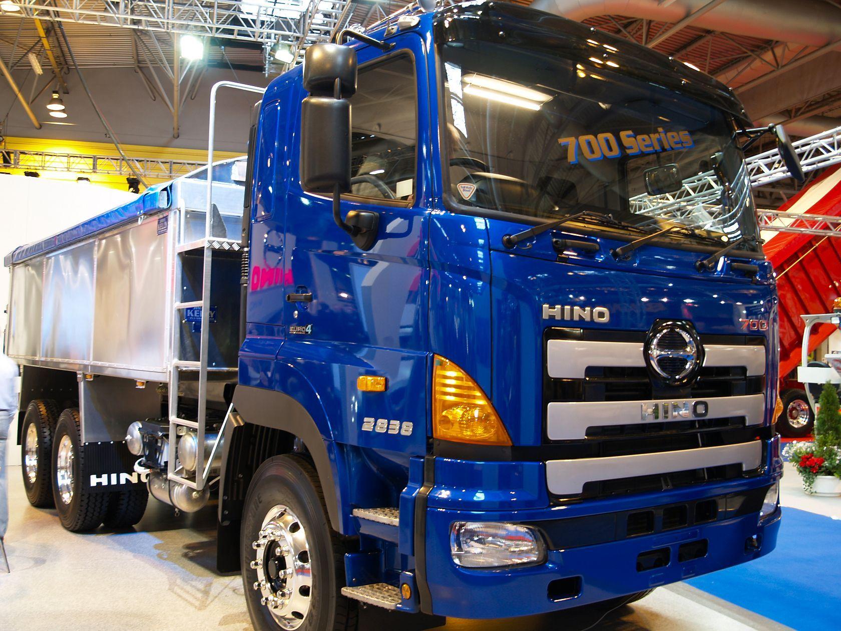 Hino 700 Trucks Cool Trucks Hino