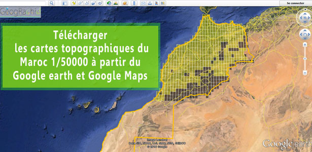 GOOGLE EARTH TOPOGRAPHIE TÉLÉCHARGER