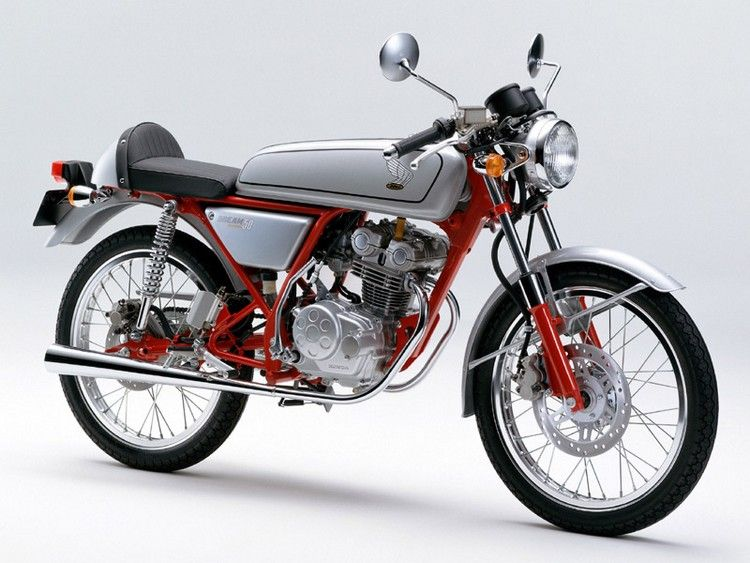 Skyteam Honda Dream Replica Revhead Motorcycle Honda Motorcycles Retro Motorcycle
