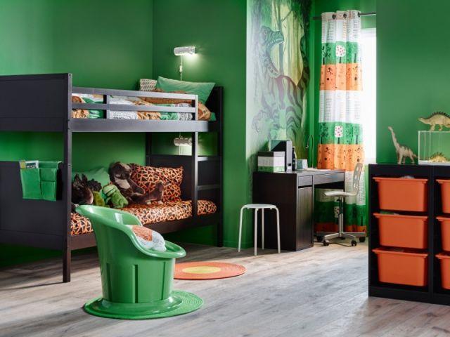 Aménager une chambre du0027enfant  les styles tendance décryptés Bedrooms - Amenager Une Chambre D Enfant