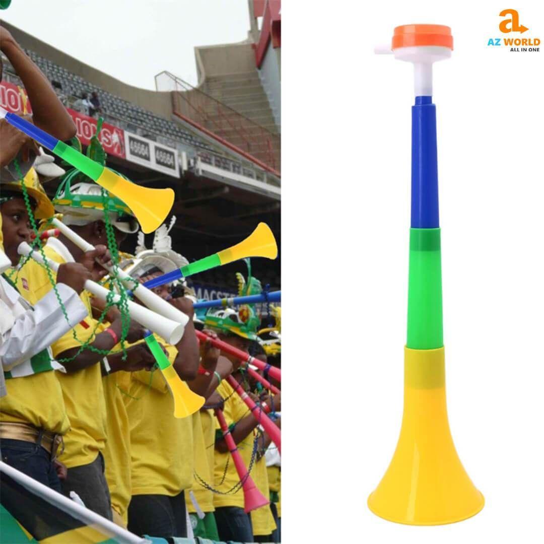 Worldcup Vuvuzela Trumpet M2 Kids Trumpet Football Stadiums Soccer Ball