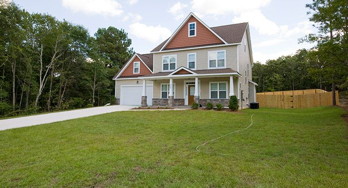 Can You Build A House On My Land Mckee Homes Blog House With Land House Building A House