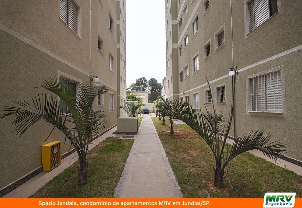 Paisagismo do Jandaia. Condomínio fechado de apartamentos